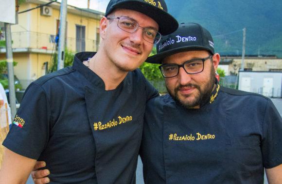Alfonso e Tommaso: #pizzaiolodentro